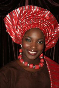 african head wraps for women | Face2FaceAfrica :: Fashion :: The African Head Tie: Your Outfit's ...