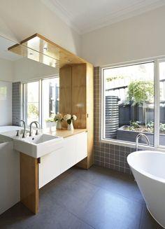 Stilvolle, Moderne Klassische Haus Verschmolzen, Haus Gebäude In Melbourne  #Möbel