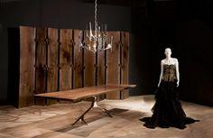 Hudson Furniture Alexander McQueen Exhibit #HudsonFurniture #BarlasBaylar