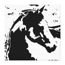 Resultado de imagem para pinturas em tela preta White Paints, Wrapped Canvas, Moose Art, Batman, Canvas Prints, Horses, Superhero, Black And White, Spring 2016