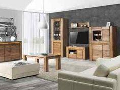 Room And Living Living Room Bar And Restaurant Large Dining Room Design Modern Furniture Sets, Hooker Furniture, Cool Furniture, Living Room Furniture, Painted Furniture, Solid Wood Tv Stand, Modern Carpet, Beige Carpet, Textured Carpet