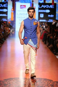 """Stylefluid Trendz: Tarun Tahiliani presents an Artsy collection inspired by the works of 'The Singh Twins' """" Lakme Fashion Week Indian Men Fashion, African Fashion, Mens Fashion, Fashion Outfits, Fashion Edgy, African Style, Indian Style, Fashion Styles, 2015 Fashion Trends"""