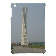 Turning Torso Building - Malmö Sweden   $39.95  per iPad Mini case