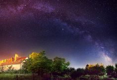 Milky Way panorama  My first ever Milky Way panorama  Camera: NIKON D3300 Focal Length: 18mm Shutter Speed: 25sec Aperture: f/3.5 ISO/Film: 6400  Image credit: http://ift.tt/29tgVWf Visit http://ift.tt/1qPHad3 and read how to see the #MilkyWay  #Galaxy #Stars #Nightscape #Astrophotography