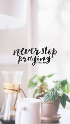 Pray without ceasing. 1 Thess (NLT) Conversation With God - Pray without ceasing? All the time? Bible Words, Bible Verses Quotes, Bible Scriptures, Faith Quotes, Godly Qoutes, What Is Prayer, God Prayer, Pray Without Ceasing, Bible Verse Wallpaper