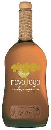 Novo Fogo Organica Gold Barrel Aged Cachaca Rum