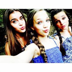Kalani, Maddie, and Kendall