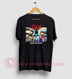 Strangers With Attitude Custom T Shirts Custom T, Custom Design, Stranger Things Shirt, Custom Made T Shirts, How To Make Tshirts, Movie T Shirts, Cheap Shirts, Shirt Price, Halloween Shirt