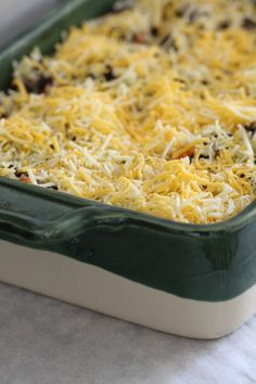 "Cheesy Chicken and Wild Rice Casserole - no mayo or cream soup - one pinner stated ""best recipe I've found on Pinterest"""