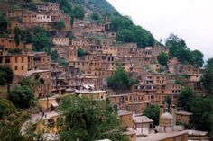 Masouleh - Village on the rooftops