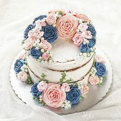 10+ Blooming Flower Cakes To Celebrate The Return Of Spring     Rupinder Kaur 2 hours ago  I want this for my marriage