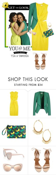 """Sister Act: Celebrity Siblings"" by shortyluv718 ❤ liked on Polyvore featuring Jil Sander, Patrizia Pepe, Lanvin, Stella & Dot, STELLA McCARTNEY, Aquazzura, GetTheLook and celebritysiblings"