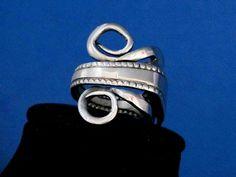 Ring aus Kuchengabel