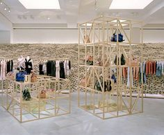 ::RETAIL:: New Mulberry Store on Bond Street, NYC by Universal Design Studio