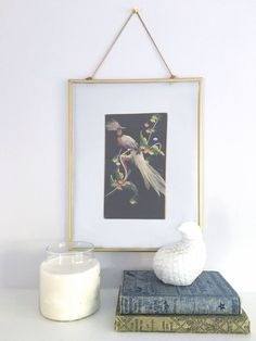 DIY Anthropologie Knock-Off Frame