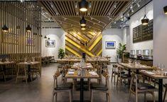 Simply Italian Restaurant by 5 Star Plus Retail Design, Hong Kong » Retail Design Blog