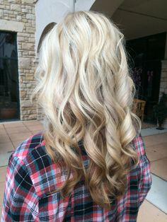 Reverse Ombre. Beauty By Allison. Fort Collins Hair. Salon Salon
