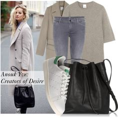 Anouk Yve: Creators of Desire by martso on Polyvore featuring Iris