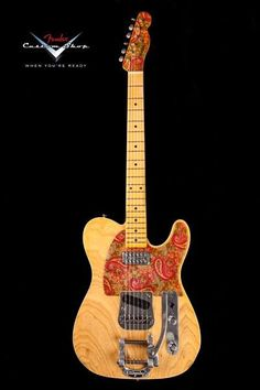 Fender Custom Shop: Telecaster