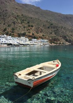 Loutro: A Little Piece of Paradise in Crete