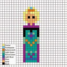 198 Best Disney - Perler Beads images in 2019 | Perler beads