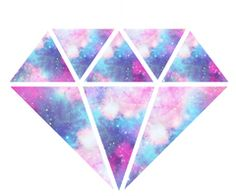 DIY Galaxy Diamond Canvas Art