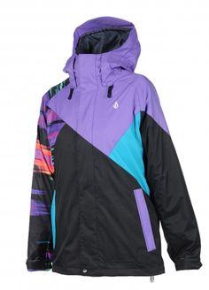 My snowboarding jacket!