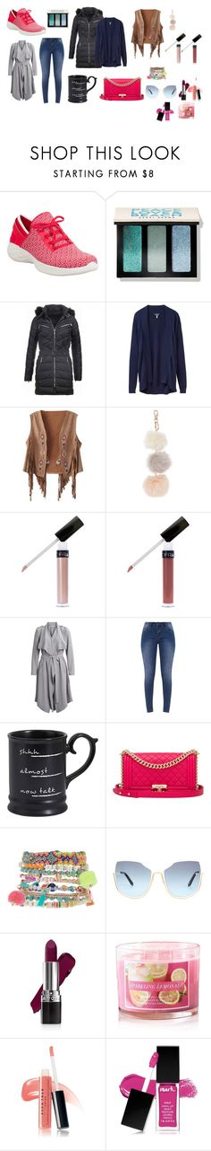 """""""Untitled #1857"""" by azra-99 on Polyvore featuring Skechers, Bobbi Brown Cosmetics, Barbour International, Joules, Object Collectors Item, Pier 1 Imports, Chanel, Accessorize and Avon"""