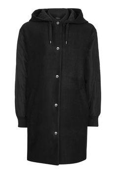 Urban Hooded Coat