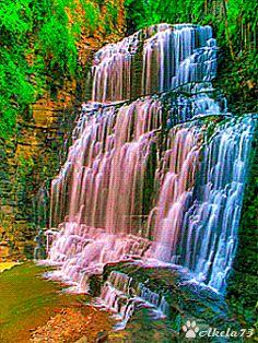waterfall_mm9ooybe.gif gif by AmandaLK- | Photobucket