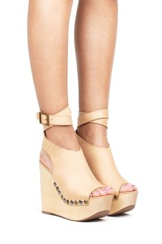c883c79f34bb Jeffrey Campbell Shoes NUEVA Shop All in Nude Jeffrey Campbell Sandals