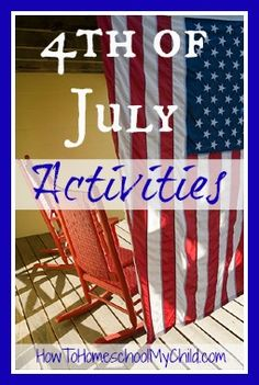 4th of July Activities - Freebies {Weekend Links}