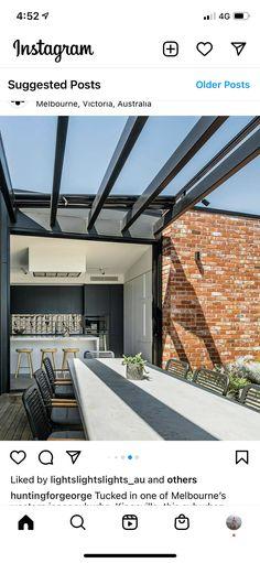 Reno Ideas, Melbourne, Outdoor Decor, Instagram, Home Decor, Decoration Home, Room Decor, Interior Decorating
