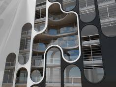 New Seifullin Center | 2007 - Neil M. Denari Architects