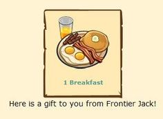 Photo: It's time for Breakfast! Here is a FREE one from Jack! Share this with your friends!    http://zynga.tm/g4D <-- Claim your Free Breakfast Now!