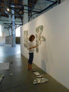 Annalisa Guerri: allestimento