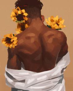 Losing my mind a little being stuck inside sick - Painting Inspiration, Art Inspo, Art Sketches, Art Drawings, Arte Sketchbook, Art Hoe, Ap Art, Aesthetic Art, Portrait Art