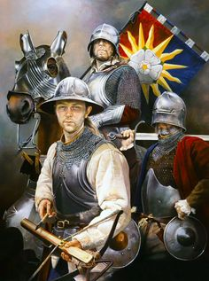 """""""Soldiers of the Yorkist cause c.1461"""""""