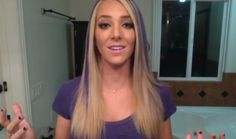 Jenna Marbles : What A Girl's Hair Means (video).  Hilarious…