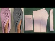 Dress Sewing Patterns, Clothing Patterns, Fashion Sewing, Diy Fashion, Diy Clothes Design, Costura Fashion, Sewing Clothes Women, Stylish Blouse Design, Mode Inspiration