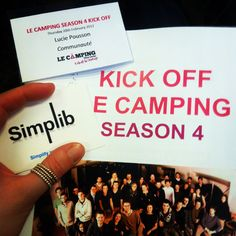 #lecamping4 opening event: 12 cool startups selected