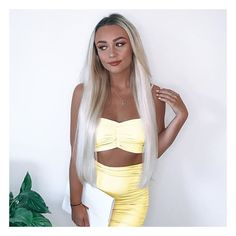 She lights up the room! 😍 ✨ @lucyjgoddard is wearing her @cliphairlimited double weft clip in in shade #60 Lightest Blonde 💛 #hairextensions #humanhairextensions Light Ash Blonde, Golden Blonde, Dark Blonde, Blonde Hair Extensions, Human Hair Extensions, Blonde Hair Shades, Bleach Blonde, Gorgeous Blonde, Remy Human Hair