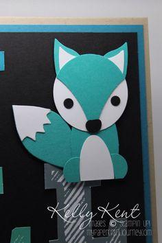 Flower Fair framelits are  versatile for punch art!