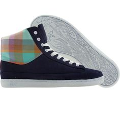 Keep Womens Guerra (navy / berry plaid) KP011NBP - $69.99