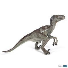 Papo 2010 Velociraptor. From 'The Dinosaurs' Collection.