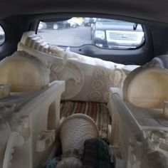 3 Towers 1 Car! 3D Printed Luna Park is on its way to @makerfaire for the weekend! #3dprinting by fredini