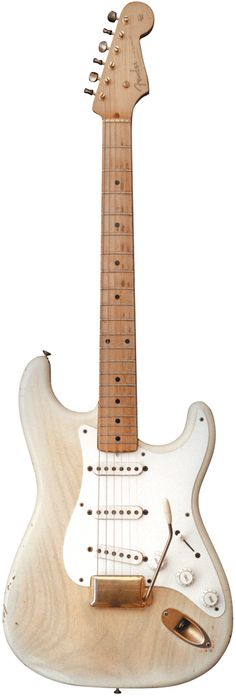 Fender Strat '56 Mary Kaye... like the reverse white burst finish