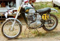 Matchless Metisse Rickman 500 Offroad Classic Vintage Bike