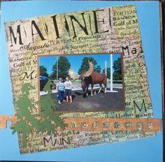 maine - Scrapbook.com