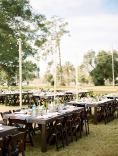 Outdoor #Reception